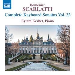 D. Scarlatti: Complete Keyboard Sonatas, Vol. 22