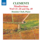 Clementi: Monferrinas, WoO 15-20 & Op. 49
