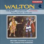Walton:  Quest (The) / The Wise Virgins Suite