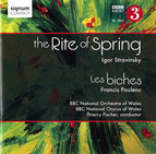 Stravinsky: The Rite of Spring - Poulenc: Les Biches