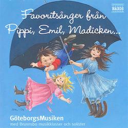 Favorite Songs From Pippi, Emil, Madicken - Lyrics by Astrid Lindgren