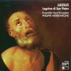 Lassus: Lagrime di San Pietro