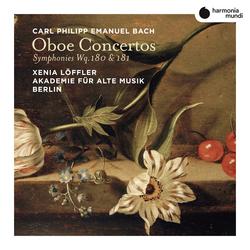 C.P.E. Bach: Oboe Concertos