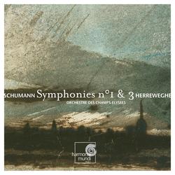 Schumann: Symphonies No.1 & 3 (