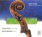 Cello Recital: Prieto, Carlos Miguel - Ginastera, A. / Pons, J.L. / Lorenz, R. / Romero, A. / Becerra, G. / Garrido-Lecca, C. / Nin, J.