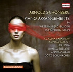 Schoenberg: Piano Arrangements