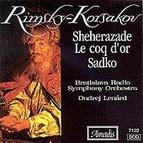 Rimsky-Korsakov: Sheherazade / Sadko / Le coq d´or (excerpts)