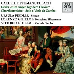 Bach: Oden mit Melodien / Les langueurs tendres / Solfeggio / Geistliche Oden und Lieder / La capricieuse / La Borchward