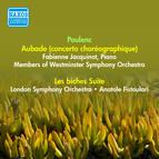 Poulenc, F.: Biches (Les) / Aubade (Jacquinot, Fistoulari) (1953-1954)