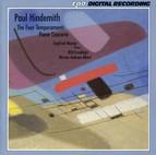 Hindemith: The 4 Temperaments - Piano Concerto
