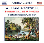 Still: Symphonies Nos. 2 & 3 - Wood Notes