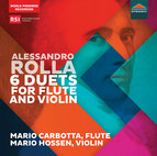 Rolla: 6 Duets for Flute & Violin