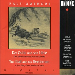 Gothoni: Der Ochs und sein Hirte (The Bull and Herdsman)