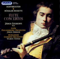 Hoffmeister / Rosetti: Flute Concertos