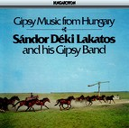 Gipsy Music from Hungary