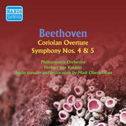 Beethoven: Symphonies No. 4 and 5