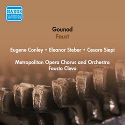 Gounod, C.F.: Faust (Steber, Conley, Siepi, Cleva) (1951)