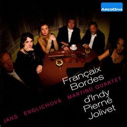 Francaix, Bordes, d'Indy, Pierne & Jolivet