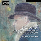 Balakirev: Complete Piano Works, Vol. 4