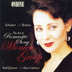The Art of Romantic Song: Monica Groop