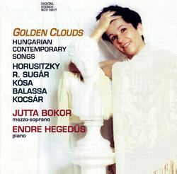 Horusitzky / Sugar, R. / Kosa / Balassa / Kocsar: Hungarian Contemporary Songs