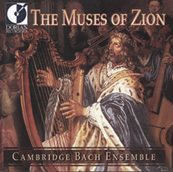 Vocal Music (Baroque) - Schutz, H. / Schein, J.H. / Scheidt, S. / Tunder, F.  (The Muses of Zion - German Sacred Music)