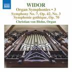 Widor: Organ Symphonies, Vol. 3