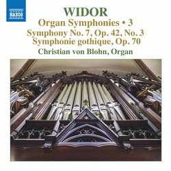 Widor: Organ Symphonies, Vol. 3