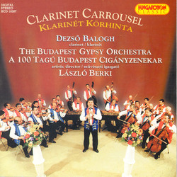 Clarinet Carrousel As Performed by Dezso Balogh
