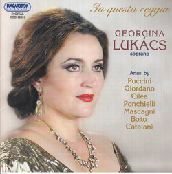 Lukacs, Georgina: Soprano Opera Arias