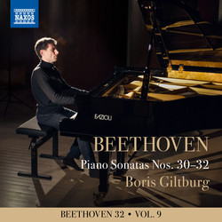 Beethoven 32, Vol. 9: Piano Sonatas Nos. 30-32