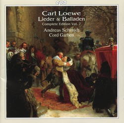 Loewe: Lieder & Balladen, Vol . 7