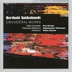 Goldschmidt: Orchestral Works