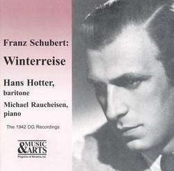 Schubert: Winterreise (Hotter) (1942)