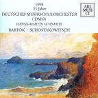 Shostakovich: Chamber Symphony - Bartok: Divertimento