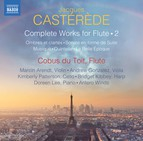 Castérède: Complete Works for Flute, Vol. 2