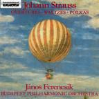Strauss Ii, J.: Overtures / Waltzes / Polkas
