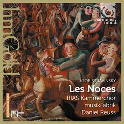 Stravinsky: Les Noces