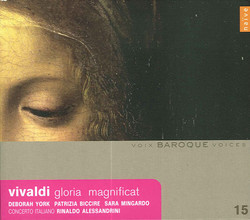 Vivaldi, A.: Gloria, Rv 589 / Magnificat, Rv 611 / Concerto for Strings, Rv 128 / Concerto for Oboe and Violin, Rv 563