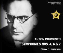 Bruckner: Symphonies Nos. 4, 6 & 7
