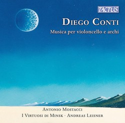 Diego Conti: Works for Cello & Strings