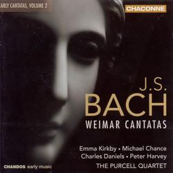 Bach, J.S.: Early Cantatas, Vol. 2 (Bwv 12, 18, 61, 161)
