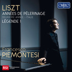 Liszt: Années de pèlerinage II, S.161