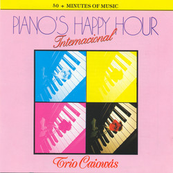 Trio Caiowas: Piano's Happy Hour Internacional