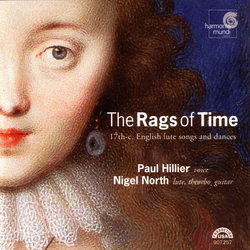 The Rags of Time - 17th Century English Lute Songs & Dances