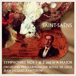 Saint-Saëns - Symphonies Nos 1, 2 and in A major