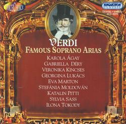 Verdi: Soprano Opera Arias