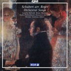 Schubert: Orchestral Songs