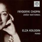 Chopin: Nocturnes,  Opp. 9, 15, 37, 48 & 55