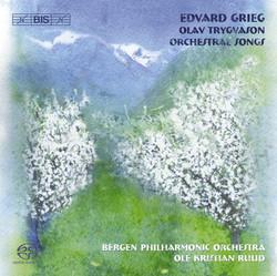Grieg - Olav Trygvason / Orchestral Songs